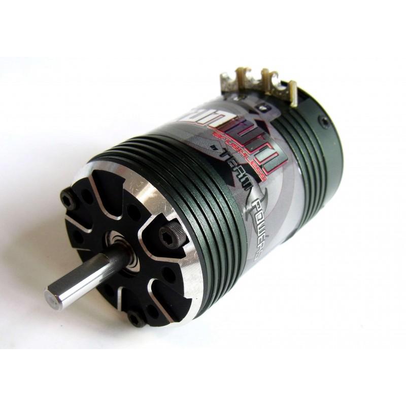 Neptunium 4600kv 4 Pole Brushless Motor Sensor Team