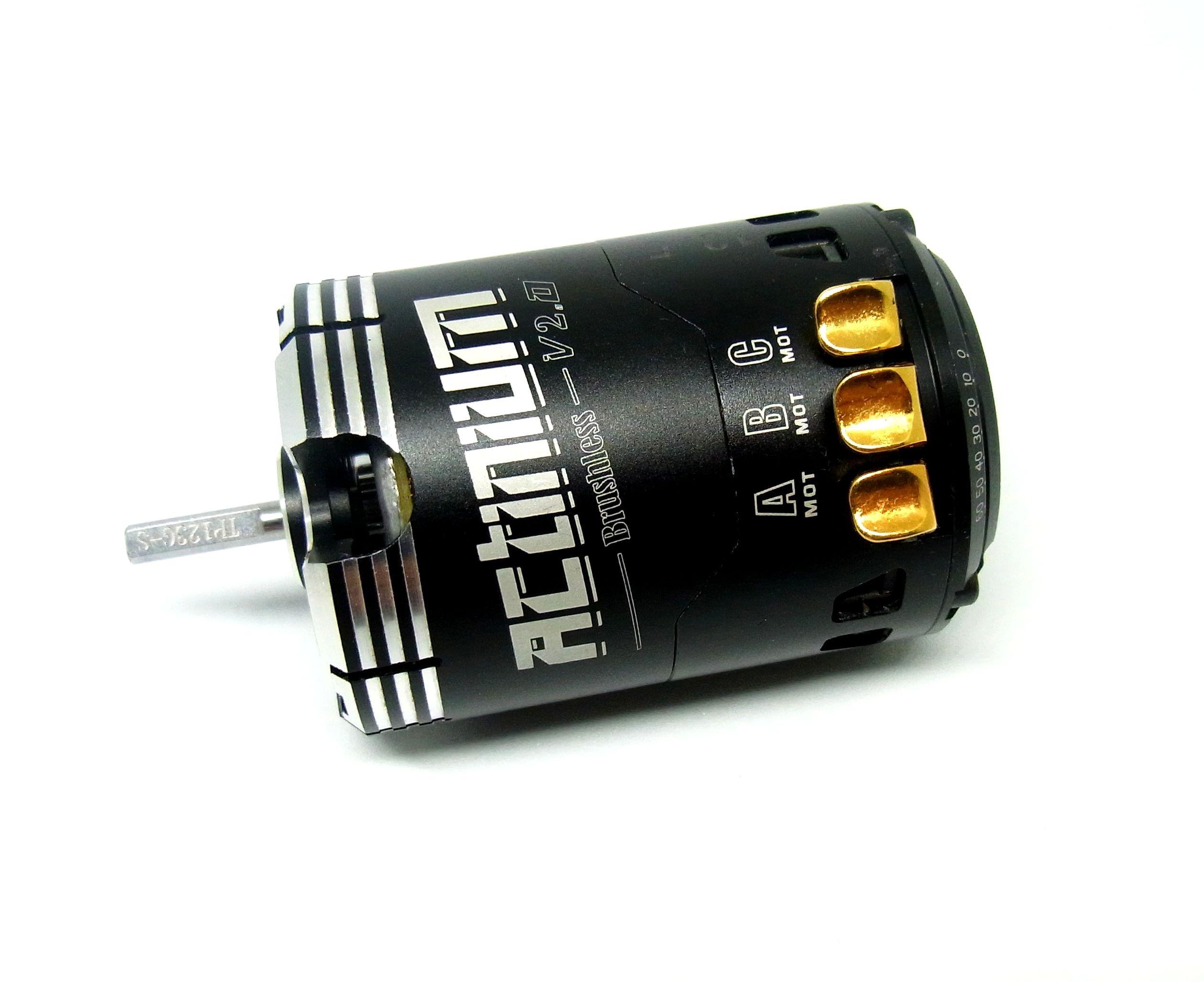 Actinium V2 21 5t Brushless Motor Sensor Tp Blm