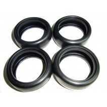 1:10 Touring Car 34R Rubber Tire (1set 4pcs)  #TP-TT02-34R