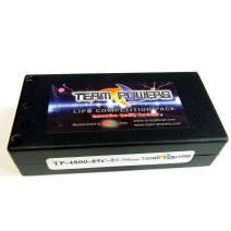 7.4V 4800mAh 85C LiPo battery(94mm)   #TP-4800-85C-2s-94mm