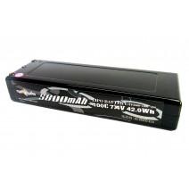 7.4V 5800mAh 100C LiPo battery  #TP-5800-100C-2s