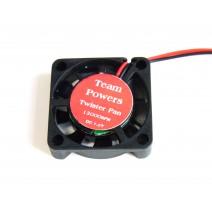 Twister Fan, 25x25x10, 13000rpm@7.2V - for radon series speed control   #TP-TTF-PM2501-R