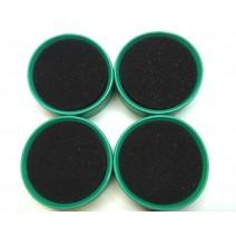1:10 Tire Insert 35 Deg (Green, Ver.2)- 4pcs  #TP-TTI4-35G-V2