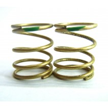 Progressive Dynamic Spring - High Response: (Green: T2.5~3.3, 4pcs) #RO-PDS-HR-2533