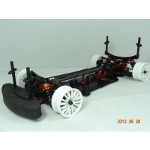 1/10 4WD RGT II 1:10 Touring Car Kit  #RGT-R2