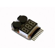 Battery Voltage Checker   #TP-BC-LED